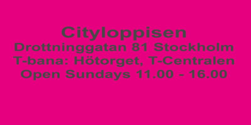 cityloppisen stockholm today