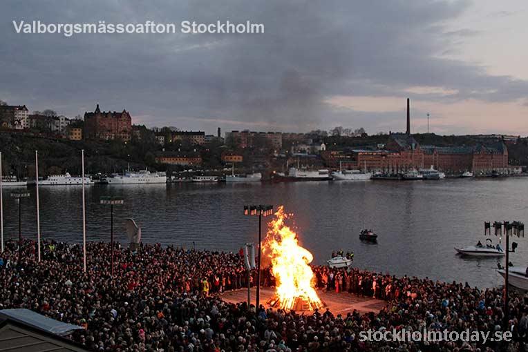 Walpurgis Night Stockholm