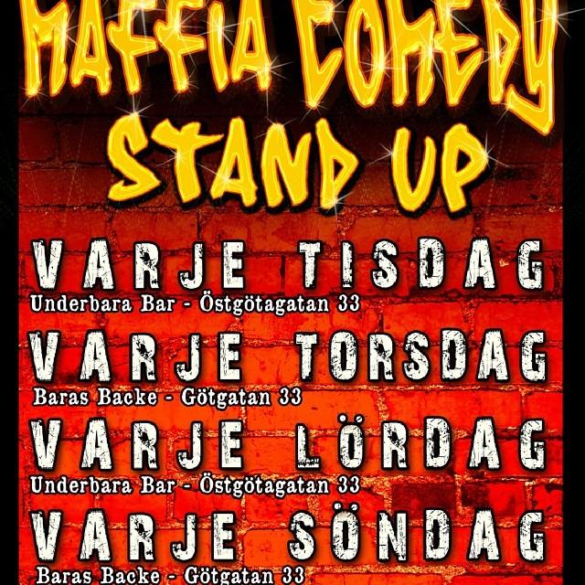 Stockholm Maffia Comedy