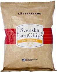 stockholm bag potato chips