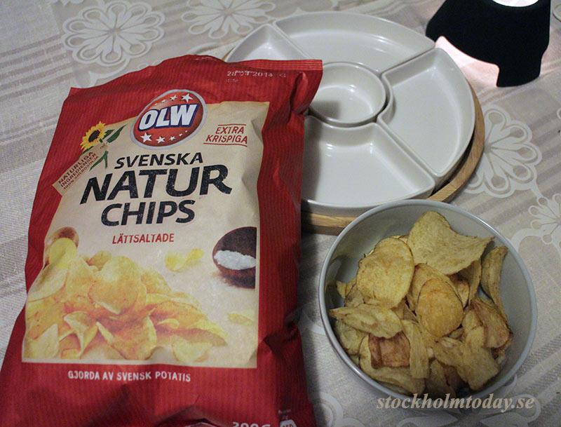 stockholm today potato chips