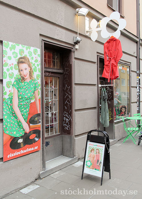 stockholm today vintage clothes