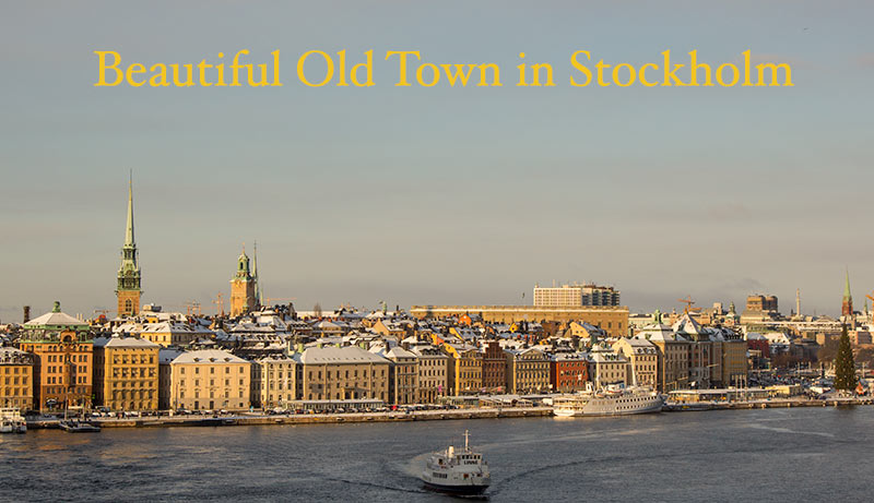 old town stockholm christmas market