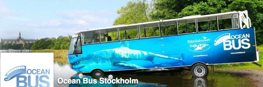 ocean bus stockholm today