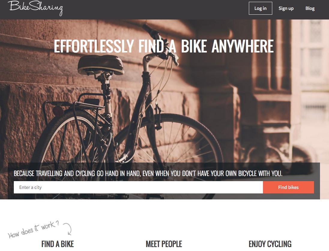 bike sharing stockholm