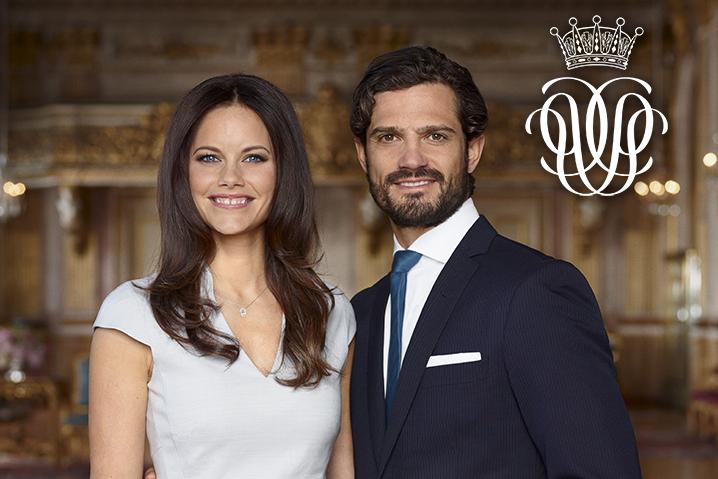 Royal wedding Stockholm