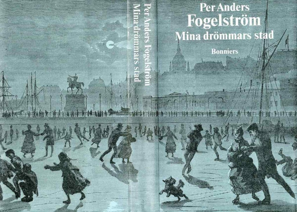 Mina Drömmars stad stockholm book