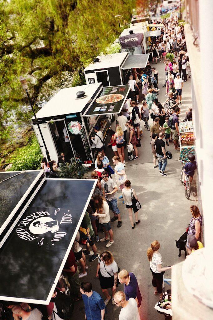 street market stockholm today