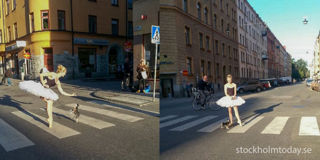 stockholm today ballet