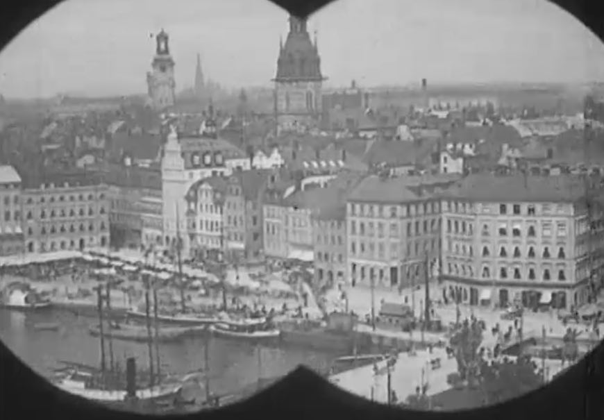 Stockholm anno 1909