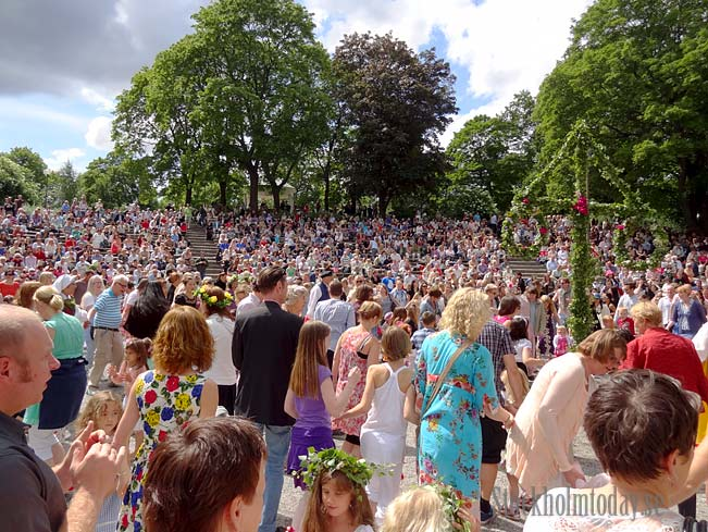 Midsummer holidays – the most important day in Sweden