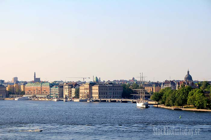 stockholm water