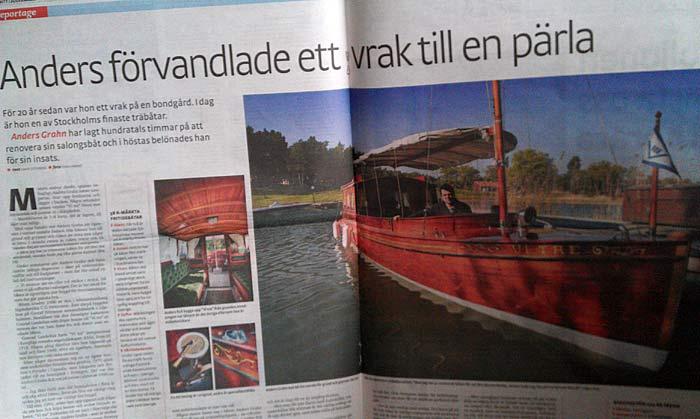 the stockholm city magazine