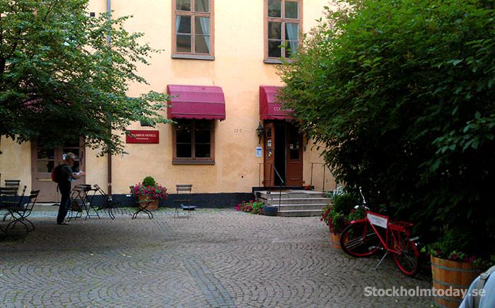 Stockholm today columbus hotel