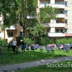 stockholm beach 2012 (Beach 2012 in Stockholm)