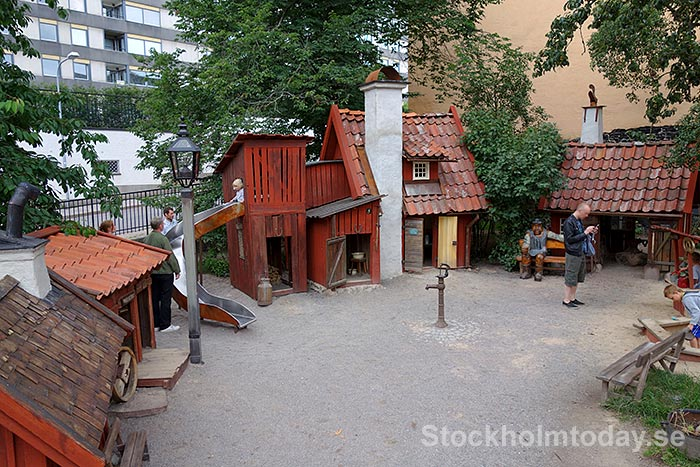 stockhomtoday play in Stockholm