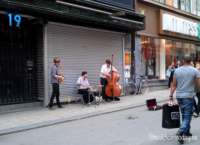 stockholm today jazz