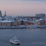 stockholm today snow