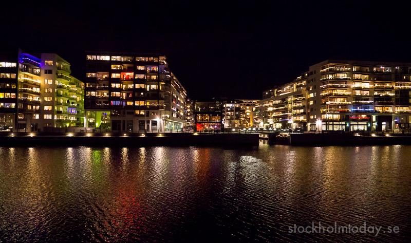 stockholm today lights