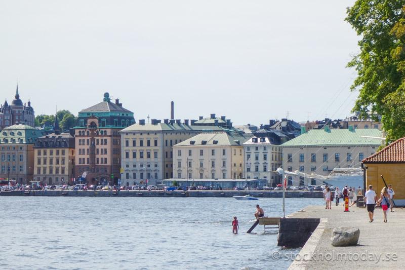 Where to swim in Stockholm