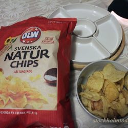 Best Potato Chips in Stockholm