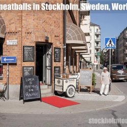 Best meatballs in Stockholm, Sweden, world?