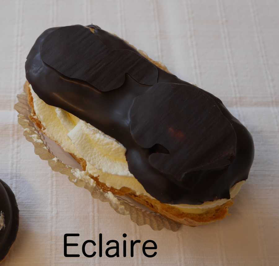 eclair stockholm today