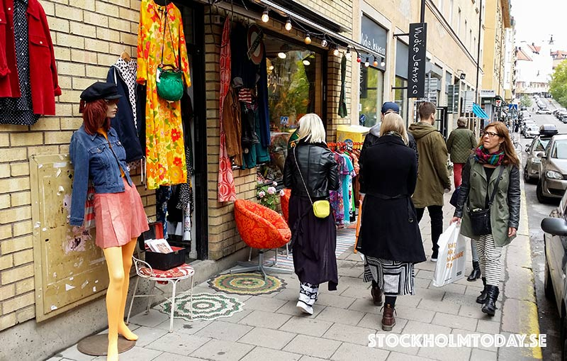 stockholmtoday retro shop