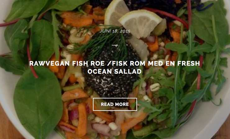 raw food festival stockholm