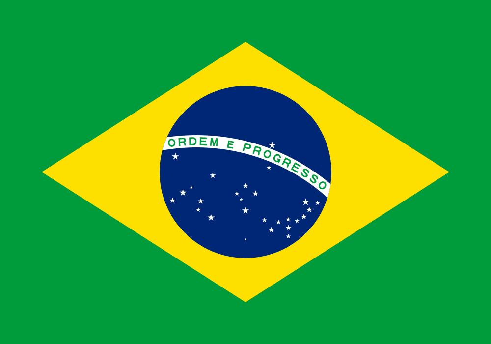 brazilian flag president