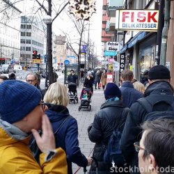Stockholm – day before Christmas