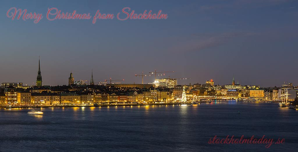 stockholm christmas no snow