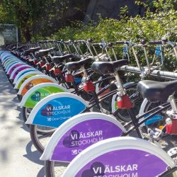 Rent a bike in Stockholm