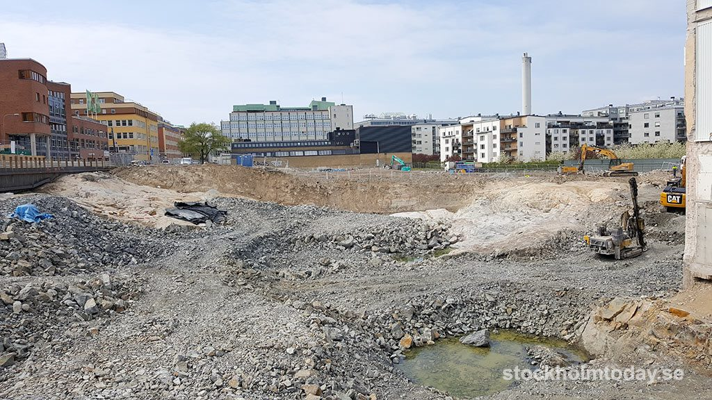 stockholm today contruction
