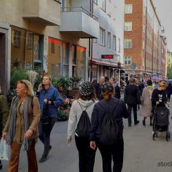SoFo Night shopping – Stockholm, Södermalm