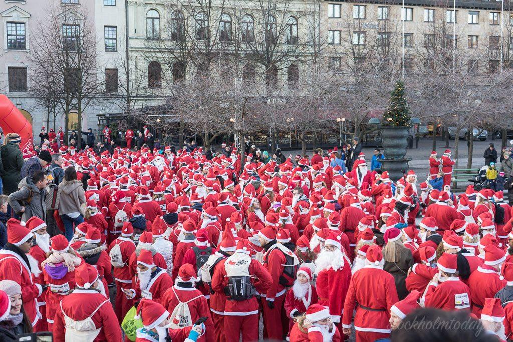 santa claus stockholm run