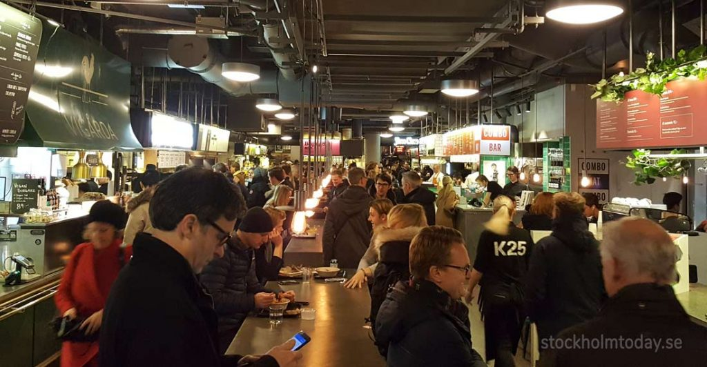 stockholm today k25 food court