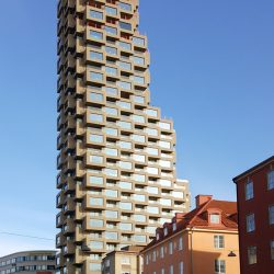New architecture in Stockholm