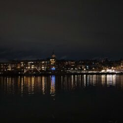 Stockholm Winter season lights